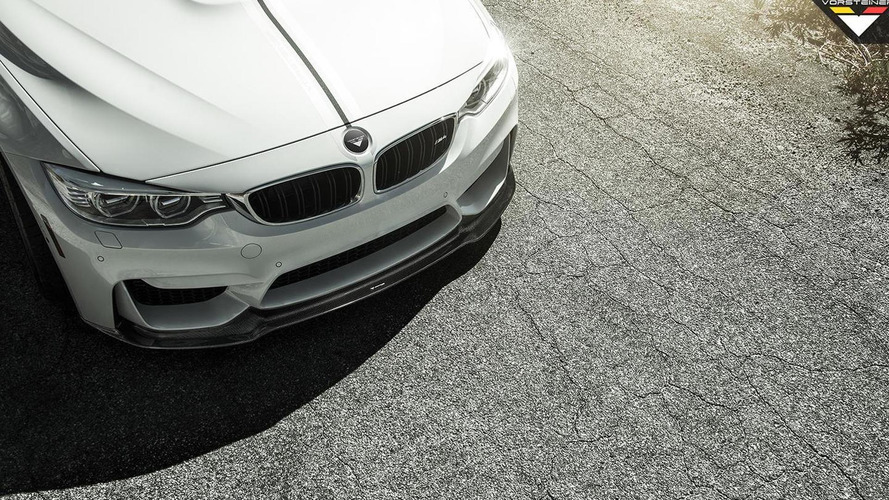 BMW M3 and M4 get GTS package from Vorsteiner
