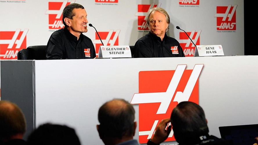 Haas paid '$20m deposit' for F1 team entry
