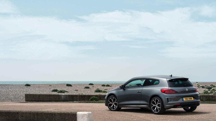 2017 Volkswagen Scirocco Review