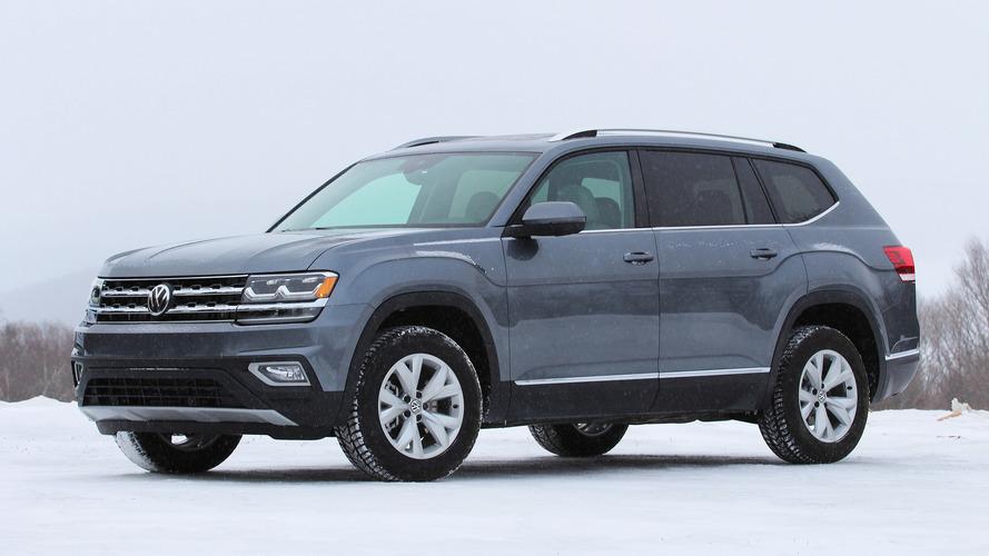 İlk Sürüş: 2018 Volkswagen Atlas