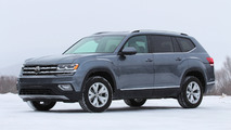 2018 Volkswagen Atlas: First Drive