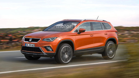 Seat's New SUV Almost Has A Name