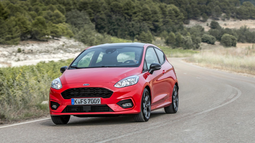 2018 Ford Fiesta 1.0 ST Line İlk Sürüş İncelemesi