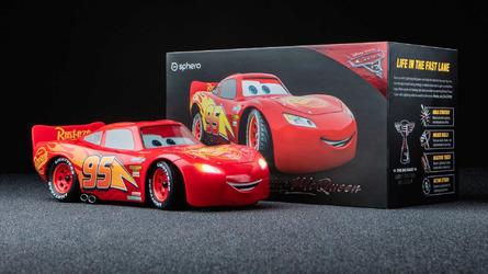 Enter To Win A Sphero Ultimate Lightning McQueen!