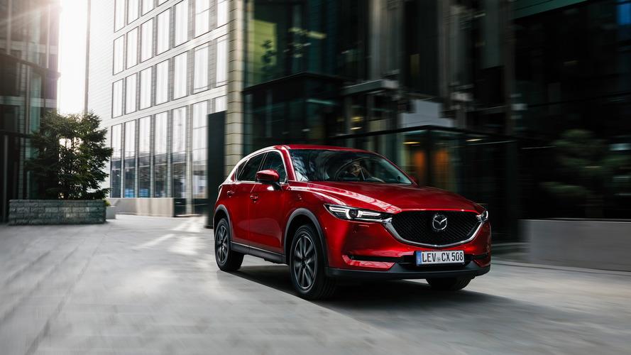 Mazda CX-5 2017: segunda generación