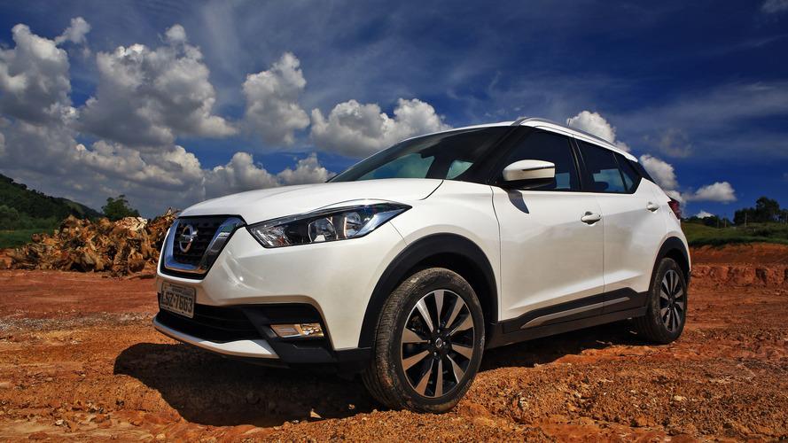 Nissan Kicks nacional terá versões a partir de R$ 70.500