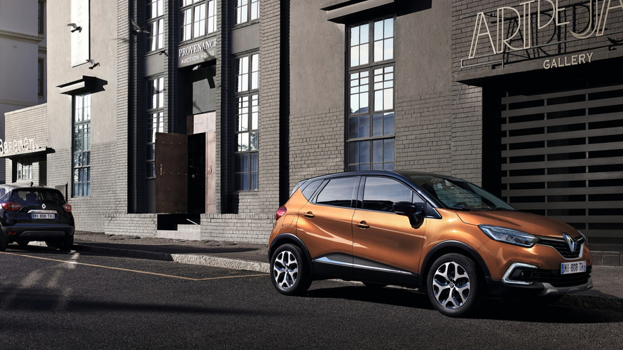 New engine and gearbox for Renault Captur
