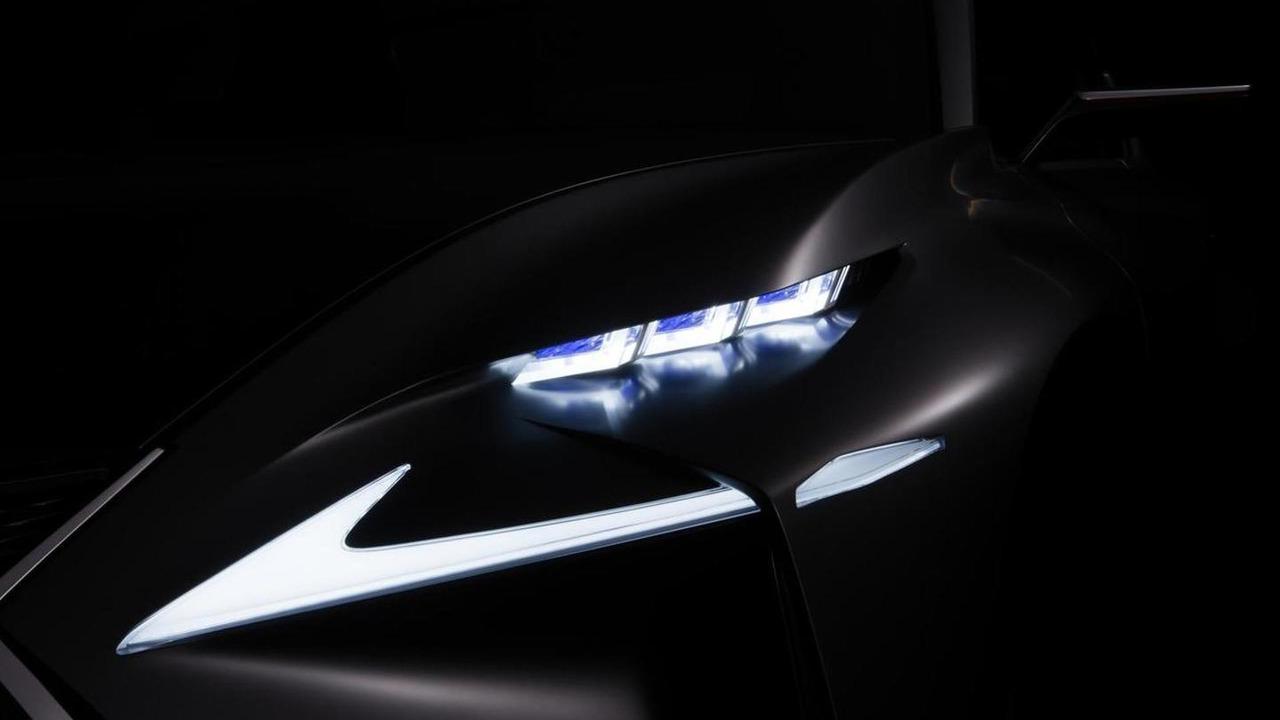 Lexus concept teaser photo 20.08.2013