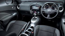 Nissan Juke with 15RX Personalized Package 27.8.2013