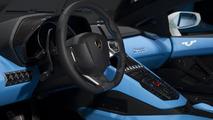 Lamborghini Aventador LP 700-4 Nazionale unveiled in Beijing