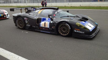 P4/5 Competizione tackles Imola, sounds great doing it [video]