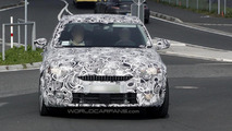 2013 Skoda Octavia spy photo 10.10.2012 / Automedia