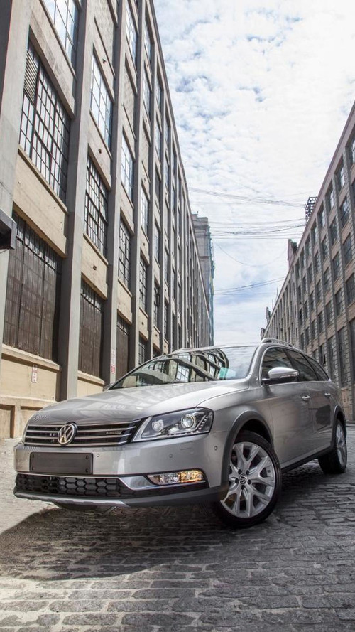 Volkswagen Alltrack concept announced for New York Auto Show