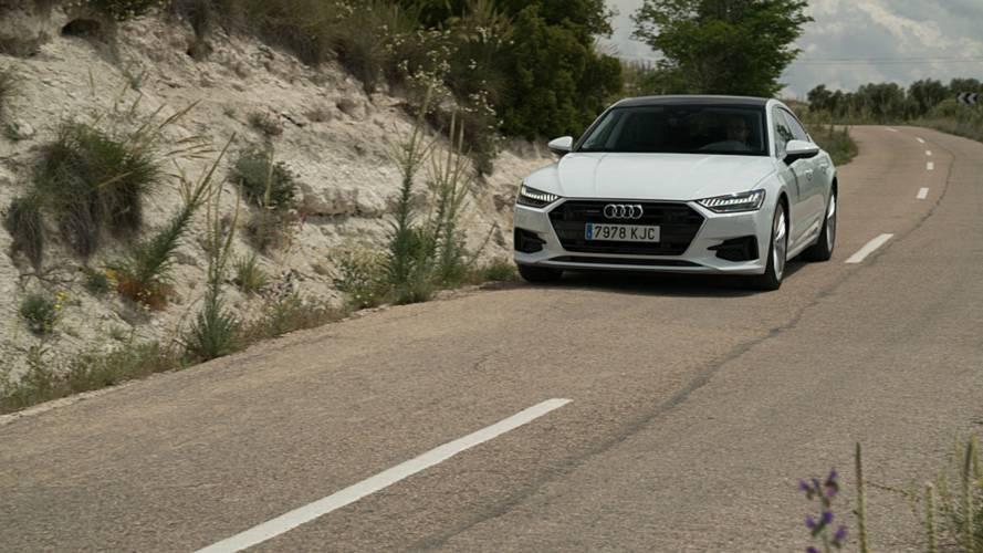 Prueba Audi A7 Sporback 2018