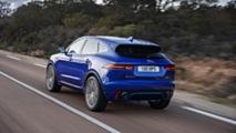 Jaguar E-Pace nouveau moteur, nouveaux équipements