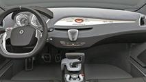 Renault Laguna Coupe Concept Debut in Frankfurt