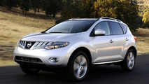 2009 Nissan Murano Leaked Photo