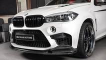 BMW X6 M con paquete de carbono