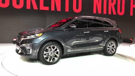 2019 Kia Sorento Refresh Just Enough To Keep The SUV Competitive