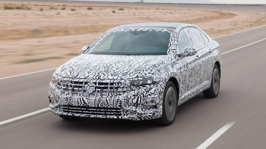 Exclusivo! Já aceleramos o Novo VW Jetta 2019 (protótipo)