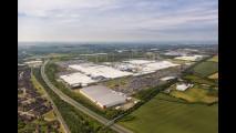 Infiniti Q30, la produzione a Sunderland