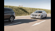 Mercedes Classe S restyling, i sistemi di guida autonoma