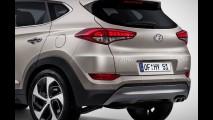 Este é o novo Hyundai Tucson (ix35) 2016 - veja as primeiras fotos oficiais