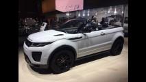 Range Rover Evoque conversível terá pré-venda no Salão do Automóvel por R$ 292.500
