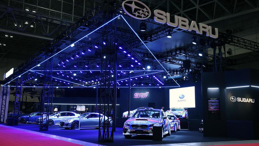 Subaru - 2017 Tokyo Auto Salon