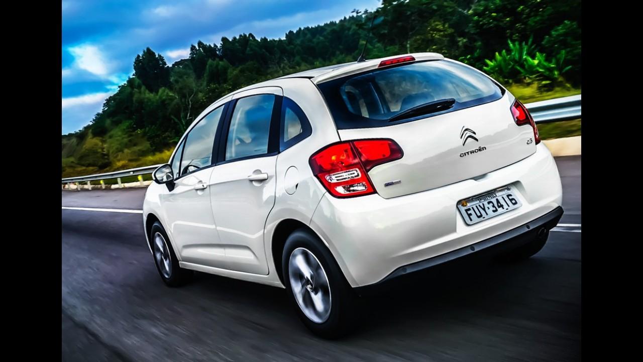 Citroën C3 com motor 1.2 três cilindros chega em junho por R$ 46.490