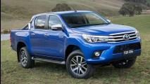 Toyota define data para produzir nova Hilux na Argentina