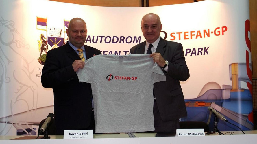 Stefan launches plans for 2011 team, Serbian F1 circuit