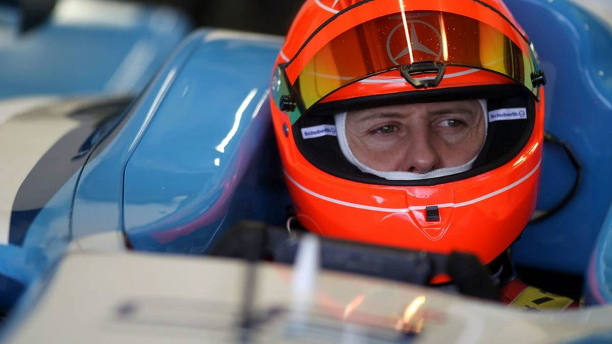 Schumacher on the pace as GP2 test concludes