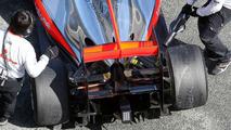 McLaren Mercedes, MP4-25, Formula 1 Testing, 19.02.2010, Jerez, Spain