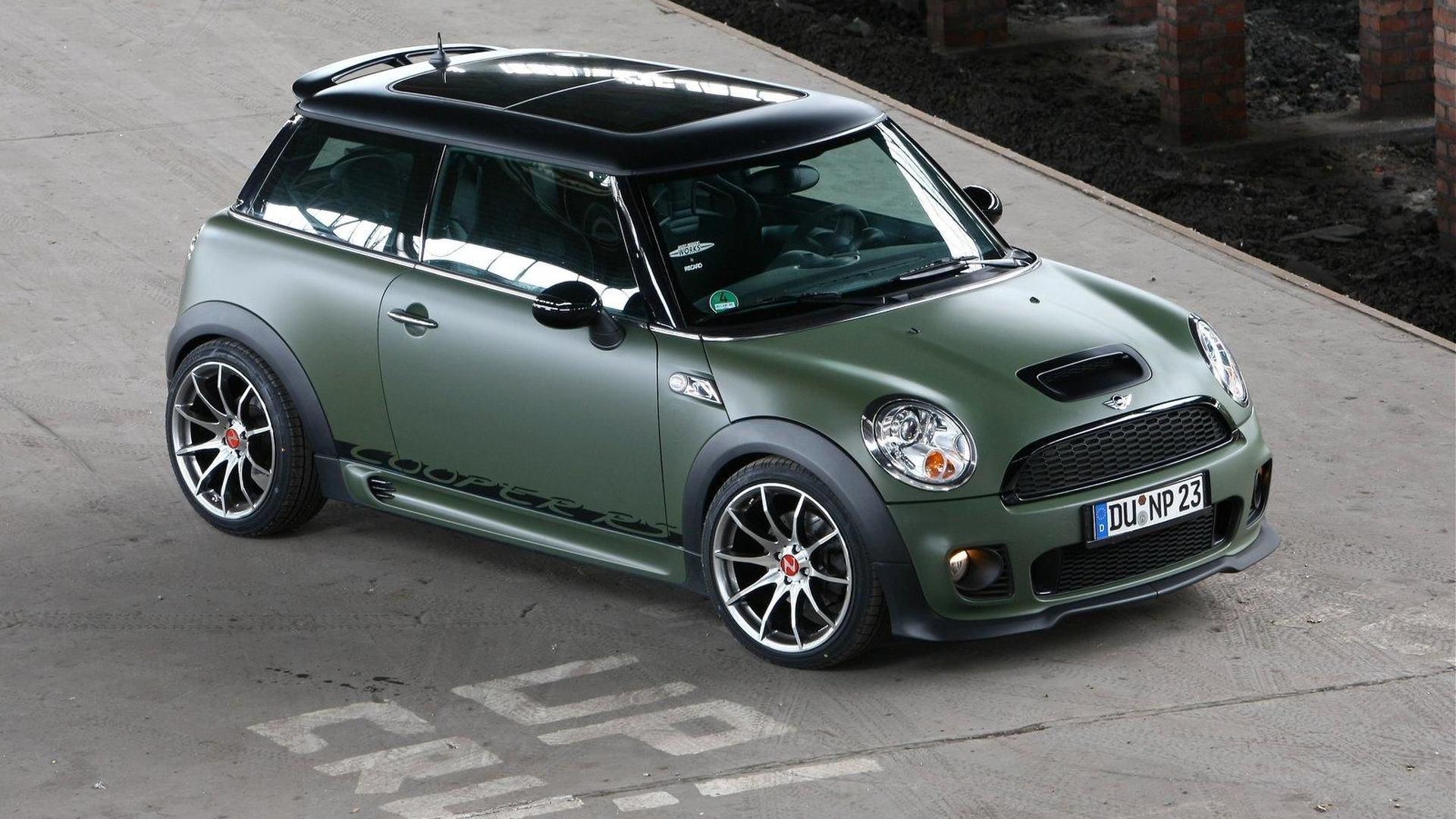 nowack tunes mini cooper s and jcw up to 260 ps. Black Bedroom Furniture Sets. Home Design Ideas