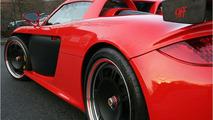 9ff GTT 900 details released - based on Carrera GT