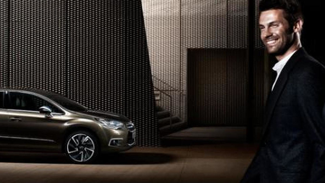 Citroen DS4 leaked image