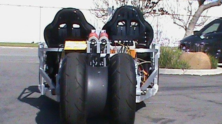 T3 Motion GT3 three-wheel eletric vehicle revealed [Video]