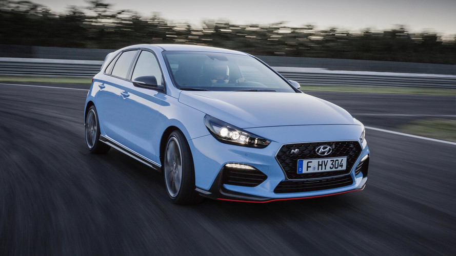 Hyundai i30 N First Edition Sold Out In Two Days