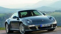2009 Porsche 911 Carrera 4 Coupe