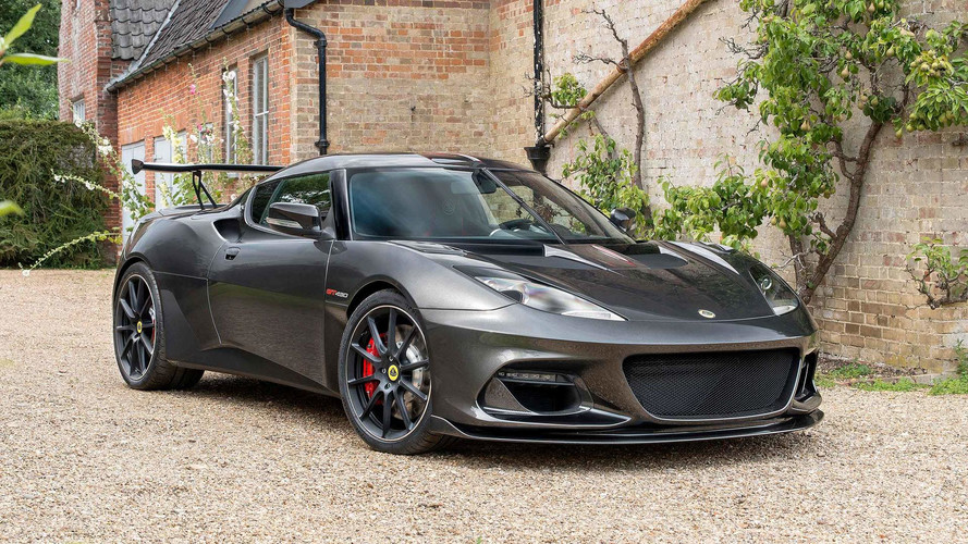 2018 Lotus Evora GT430 Is The Lightest, Most Powerful Yet