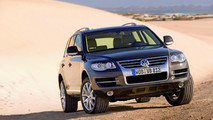 First-generation VW Touareg