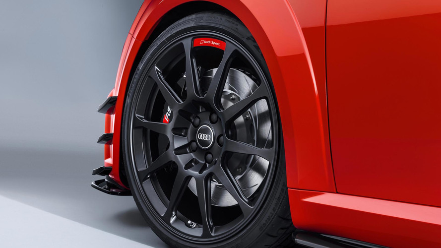 Audi Sport Performance Parts For R8 And TT