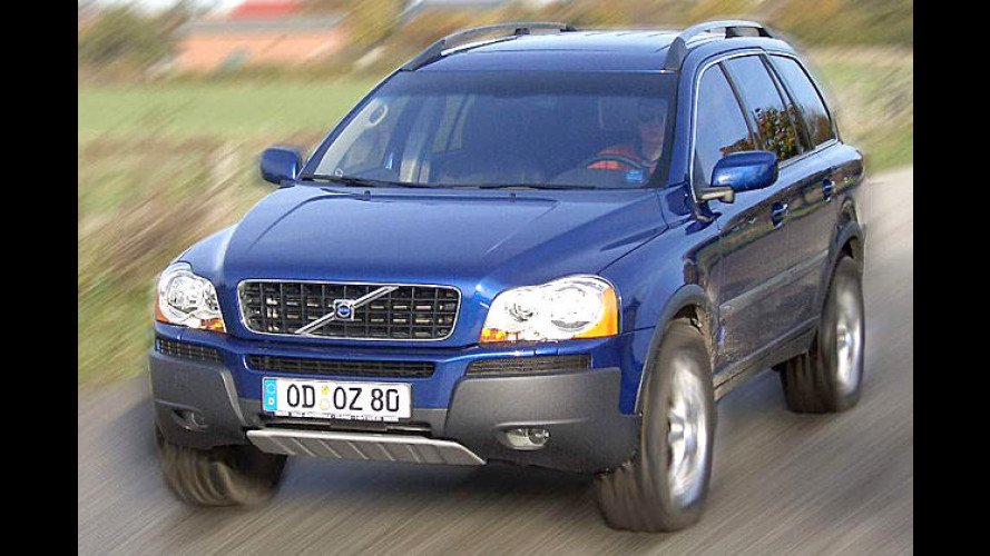 Kleine Box für 35 PS: MR Sweden Motorsport tunt XC90