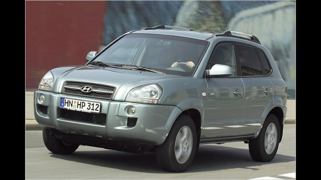 Hyundai Tucson 2.0 CRDi 2WD DPF
