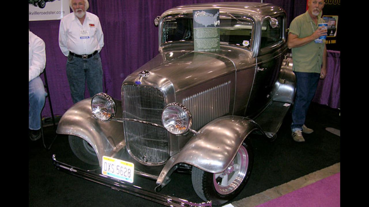 Alte Ford-Modelle aus Vorkriegstagen sind in der Hot Rod-Szene sehr beliebt