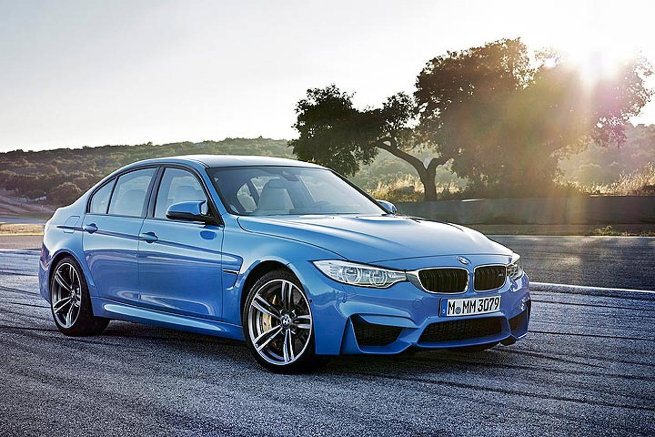 Next BMW M3 To Go Hybrid All-Wheel Drive? Say It Ain't So!