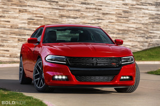 2015 Dodge Charger, Challenger Show Face In New York