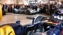 L'Aston Martin AM-RB 001, en collaboration avec Red Bull Racing