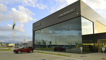 Jaguar Land Rover opens factory in Brazil